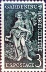 Sellos de America - Estados Unidos -  Intercambio 0,20 usd 3 cent. 1958