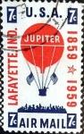 Sellos de America - Estados Unidos -  Intercambio 0,20 usd 7 cent. 1959