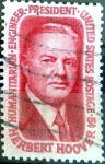 Stamps United States -  Intercambio 0,20 usd 5 cent. 1965