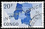 Sellos del Mundo : Africa : República_del_Congo : República del Congo-cambio