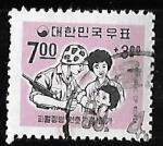 Sellos de Asia - Corea del sur -  Corea de sur-cambio