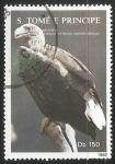 Stamps São Tomé and Príncipe -  Raptor-Halcon