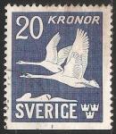 Sellos del Mundo : Europa : Suecia : kronor
