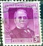 Sellos de America - Estados Unidos -  Intercambio 0,20 usd 3 cent. 1950