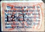 Sellos de America - Estados Unidos -  Intercambio 0,20 usd x cent. 1930