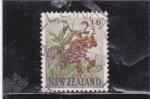 Stamps : Oceania : New_Zealand :  flores-titoki