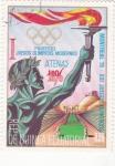 Sellos de Africa - Guinea Ecuatorial -  juegos olímpicos Montreal-76