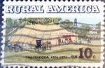 Sellos de America - Estados Unidos -  Intercambio 0,20 usd 10 cent. 1973