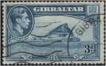 Stamps Gibraltar -  Punta Europa