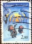 Sellos de Europa - Finlandia -  Intercambio crxf 0,45 usd 2,80 m. 1994