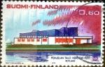 Sellos del Mundo : Europa : Finlandia : Intercambio 0,30 usd 0,60 m. 1973