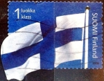 Stamps : Europe : Finland :  Intercambio aea2 1,90 usd 65 cent. 2006