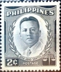 Sellos del Mundo : Asia : Filipinas : 2 cent. 1960