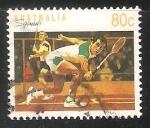 Sellos de Oceania - Australia -  Squash