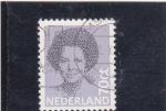 Stamps Netherlands -  reina Beatriz