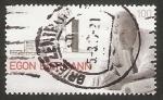 Sellos de Europa - Alemania -  2246-Centº del nacimiento del arquitecto Egon Eiermann