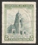 Sellos de America - Chile -  150 Anivº del primer gobierno nacional, Templo Votivo Nacional