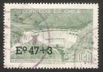 Sellos de America - Chile -  Central Hidroeléctrica de Rapel