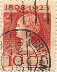 Stamps of the world : Netherlands :  1898-1923