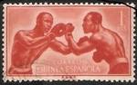 Sellos de Africa - Guinea Ecuatorial -  Boxeo