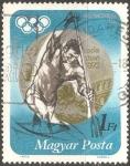 Stamps Hungary -  Juegos Olímpicos de Múnich 1972