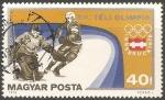 Sellos de Europa - Hungría -  Juegos Olímpicos de Invierno 1976