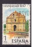 Stamps Spain -  hispanidad 1976