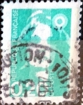 Sellos de Europa - Francia -  Intercambio 0,20 usd 0,20 fr. 1991