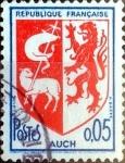 Sellos de Europa - Francia -  Intercambio 0,20 usd 0,05 fr. 1966
