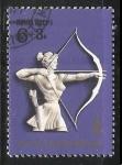 Sellos de Europa - Rusia -  Juegos Olímpicos de Moscú en 1980,