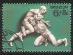 Stamps Russia -  Juegos Olímpicos de Moscú 1980