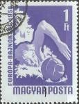 Sellos de Europa - Hungría -  Water polo
