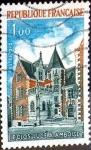 Sellos de Europa - Francia -  Intercambio 0,20 usd 1,00 fr. 1973