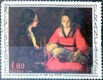 Stamps : Europe : France :  Intercambio jcpf 0,35 usd 1,00 fr. 1966