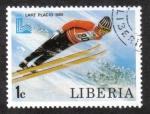 Sellos de Africa - Liberia -  Juegos Olímpicos de Invierno 1980 , Lake Placid