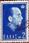 Sellos del Mundo : Europa : Grecia : Intercambio 0,20 usd 2 dracmas 1964