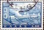 Sellos del Mundo : Europa : Grecia : Intercambio 0,20 usd 50 leptas 1961