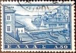 Sellos de Europa - Grecia -  Intercambio 0,20 usd 50 leptas 1961