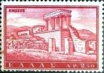 Sellos de Europa - Grecia -  Intercambio 0,20 usd 2,50 dracmas 1961