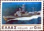 Sellos de Europa - Grecia -  Intercambio 0,20 usd 50 leptas 1978