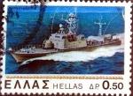 Sellos de Europa - Grecia -  Intercambio crxf 0,20 usd 50 leptas 1978