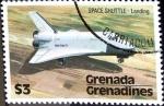 Sellos de America - Granada -  Intercambio nfxb 0,50 usd 3 dolares 1978