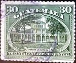 Stamps Guatemala -  Intercambio 0,30 usd 30 cent. 1929