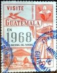 Sellos del Mundo : America : Guatemala :  Intercambio 0,60 usd 20 cent. 1968