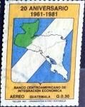 Sellos del Mundo : America : Guatemala :  Intercambio 0,60 usd 30 cent. 1984