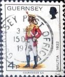 Stamps : Europe : United_Kingdom :  Intercambio 0,20 usd 4 p. 1974