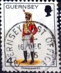 Stamps : Europe : United_Kingdom :  Intercambio agm2 0,20 usd 4 p. 1974
