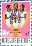 Stamps : Europe : United_Kingdom :  Intercambio 0,20 usd 5 s. 1976
