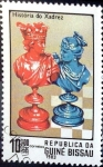 Stamps : Europe : Guinea_Bissau :  Intercambio 0,20 usd 10 p. 1983