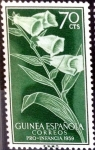 Stamps Spain -  Intercambio crxf2 0,30 usd 70 cent. 1959